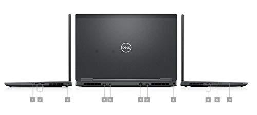 Dell Precision M7730 Laptop, 17.3inch FHD (1920x1080), Intel Xeon E-2176M, 64GB (4x16GB) RAM, 1TB SSD, NVIDIA Quadro P3200, Windows 10 Pro (Renewed)