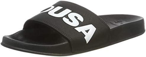 DC Shoes DC Slide, Zapatos de Playa y Piscina para Hombre