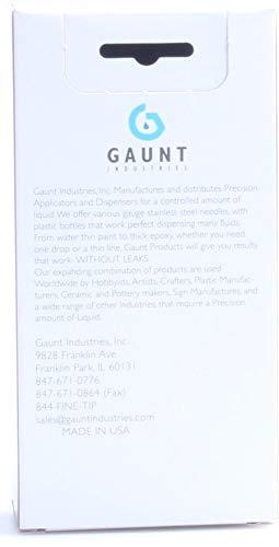 Underglaze /& Mixed Media Applicator Set of 2 Gaunt Industries HYPO-49 /& HYPO-65 Ceramic Slip Trailer Set Clay Art Decorating Kit by Gaunt Industries