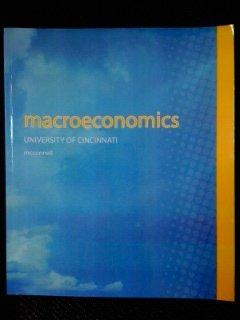 Macroeconomics (19th Edition) with ConnectPlus Code - Custom for the University of Cincinnati