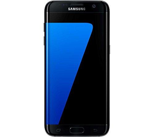 Samsung Galaxy S7 Edge 32GB 5.5in 12MP SIM-Free Smartphone in Black (Renewed)