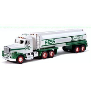 Hess 1990 Collectable Toy Tanker - 1990's Toy