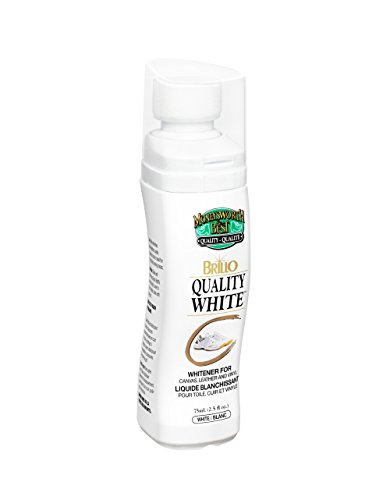 Shoes Running 750 (Moneysworth & Best Shoe Care Brillo Quality Whitener for Canvas, Leather, and Vinyl, White, 2.5-Ounce)