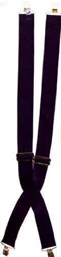 Rubies Costume Adjustable Clip Suspenders