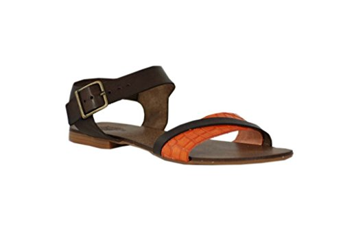 Sandalen Sandaletten aus Leder Schuhe Damen RIPA shoes - 53-1540
