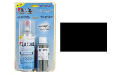 Duracoat Aerosol Firearm Finish Kit (Tactical Black)
