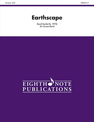 Earthscape: Conductor Score & Parts (Eighth Note Publications)