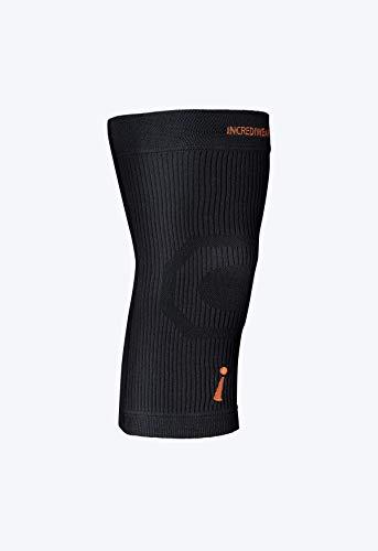 Incrediwear Knee Sleeve, Black, L