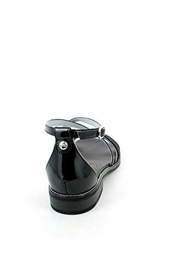Brides Femme Noir Nero à Giardini Chaussures 0vnH4St
