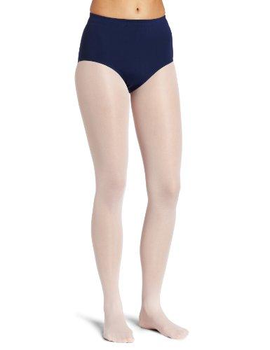 (Danskin Women's Heavyweight Trunk, Navy, X-Large)