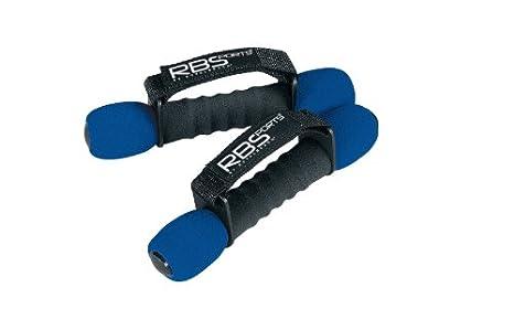 Royalbeach 33290 - Mancuernas (2 unidades, 0,75 kg), color azul: Amazon.es: Deportes y aire libre