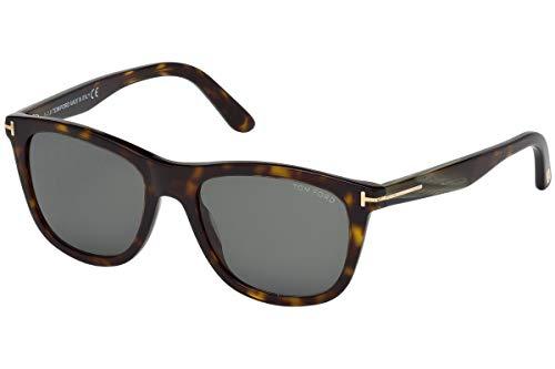 Sunglasses Tom Ford ANDREW TF 500 FT 52N dark havana / green (Tom Ford-andrew)