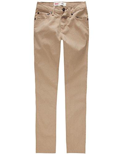 Levi's Boys' 510 Skinny Fit Jeans,British Khaki, - Jeans Skinny Khaki Levi