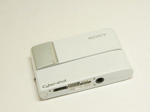 Cyber-shot DSC-T10 ホワイト SONY