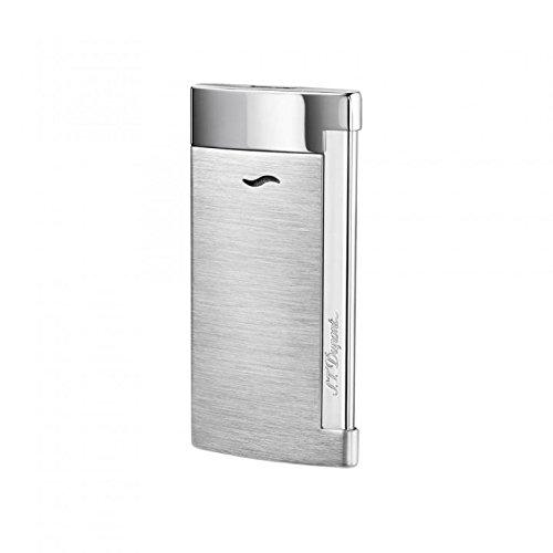 S.T. Dupont Slim 7 Lighter Brushed Chrome