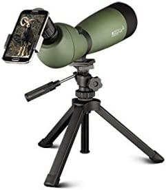 Konus 7116 15x-45x65mm Spotting Scope with Tripod and Case