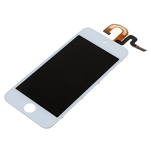Homyl LCD Display Screen Display Panel Digitizer Replaceed Kit for iPod Touch 5 White by Homyl (Image #7)