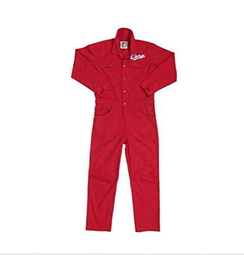 広島カープ公認 つなぎ Lサイズ 長袖 限定生産   B07QY1728G