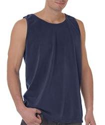 Comfort Colors Ringspun Garment-Dyed Tank 2XL CHINA BLUE