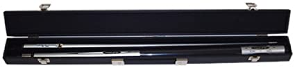 Trademark 40-TISILV Metallic Silver Titanium Cue Billiard Stick