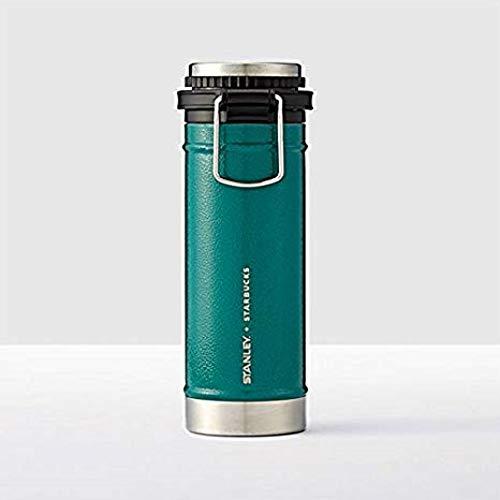 Stanley + Starbucks Stainless Steel Travel Coffee Press, 16