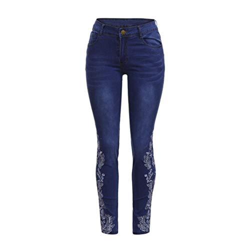 Con OHQ Donna Pencil Pantaloni Slim Skinny MODA Maglieria Tailleur Denim Sportivo Fit Azzurro Monopezzi Pantaloni Ricamo Tutine Gonne Jeans Leggings Giacche Calze Da Collant Vestiti E RTqpgwpd7x