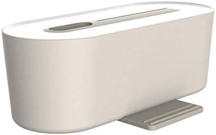 Caja de almacenamiento de cable para escritorio y cabecera para ocultar Power Strips, USB Hub y Mor, 12.6 x 5.16 x 4.41 pulgadas: Amazon.es: Oficina y papelería