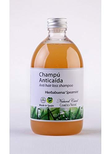 Amazon.com: Natural Carol Hair Loss Shampoo 500ml - Hair Regrowth Treatment - Hair Care - Spain: Beauty