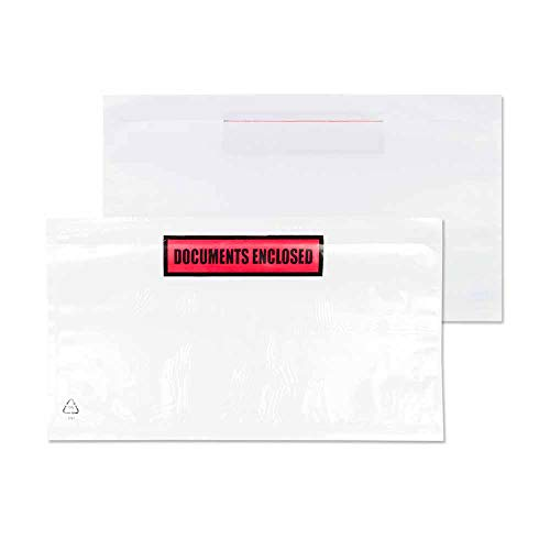 (Document Enclosed Printed Envelope (Pack of)