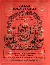 Sugar Skull Mold - Altar - Day of the Dead - Candy Making Mold ()
