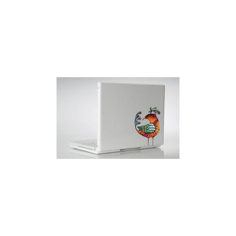 Wall Decal Partridge Bird Colorful Vinyl Sticker