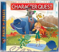 Read Online Colonel's Colossal Character Quest CD (Patch the Pirate) PDF