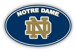 Fremont Die NCAA Notre Dame 8