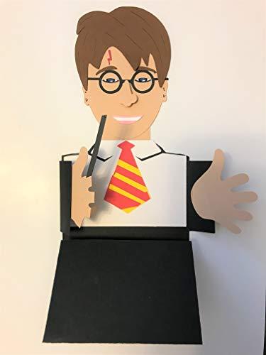 Harry Potter Gift Card Holder or Money Holder