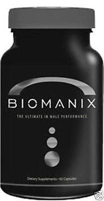 amazon com biomanix potent powerful male supplements 120 caps