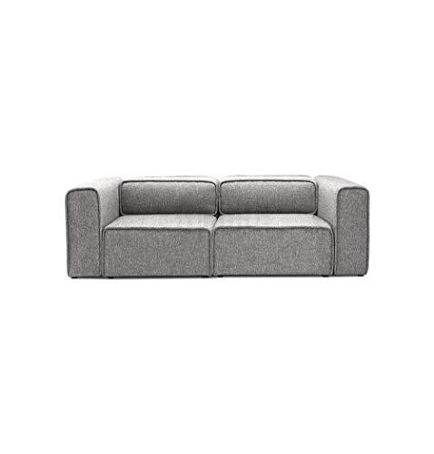 Amazon.com: Modern 2 Seater Modular Sofa - Björn: Kitchen & Dining