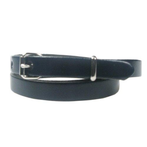 ceinture pour courroie fine 12 femme Skinny mm et avec cuir Genuine fabriqu en nxq04zwFfn