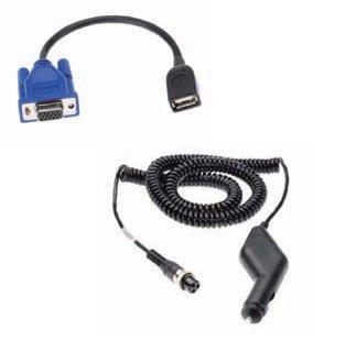 INTERMEC 850-559-001 USB Pass-Through and Snap-On Adapter
