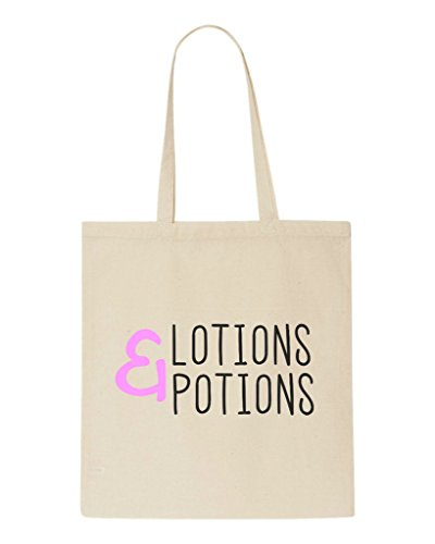Bag Statement Shopper Lotions Up And Potions Tote Make Beige xZqWTa4w