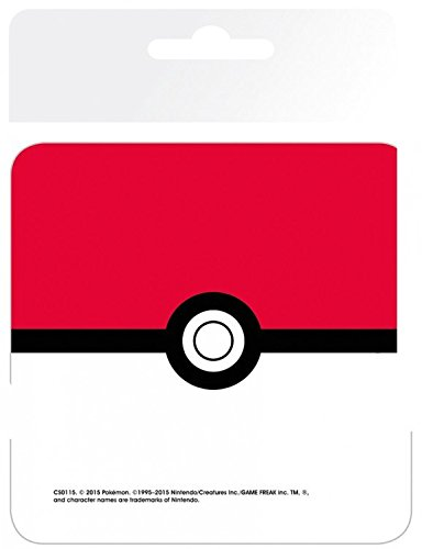 1art1 Pokemon - Pokeball Posavasos (9 x 9cm): Amazon.es: Hogar