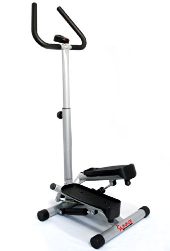 Sunny-Twister-Stepper-with-Handle-Bar