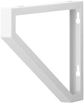 Ikea EKBY LERBERG - Soporte blanco - 28 cm: Amazon.es: Hogar
