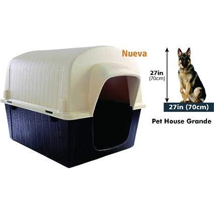 daf052e5530 MEYDO CASA para Perro Grande - Pet House Grande  Amazon.com.mx  Mascotas