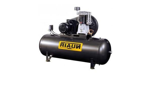 Compresor de aire de pistón bi-étagé 270 litros 5.5 CV NuAir: Amazon.es: Bricolaje y herramientas