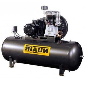 Compresor de aire de pistón bi-étagé 270 litros 5.5 CV NuAir