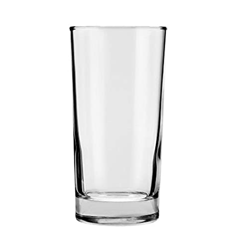 Anchor Hocking 3172U Anchor Heavy Base 12 oz Beverage Glass - 72 / CS - 12.5 Ounce Beverage Glass