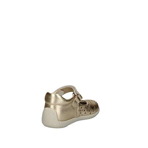 PRIMIGI 13513/11 Ballerines Enfant Platine AUlnk