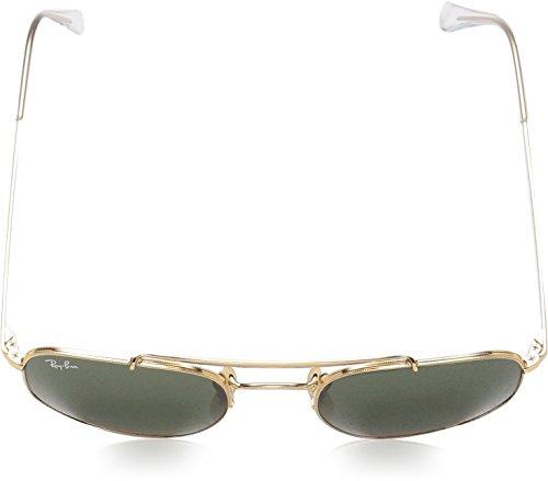 de Unisex Dorado Ray Green Sol Adulto Ban Gafas Classic 0Rb3648 wXAXxp1qt