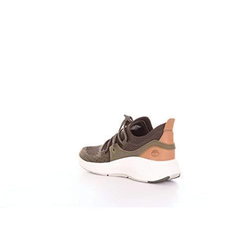Oxford Sneaker Flyroam Timberland Knit Go Herren Grün Grün w6fxtq