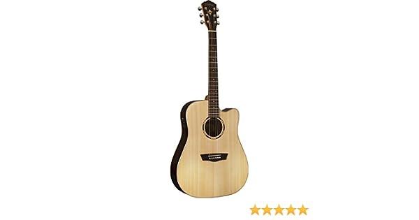 Washburn wld20sce Western Guitarra: Amazon.es: Instrumentos musicales